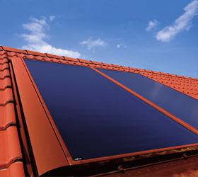 Panneau solaire Viessman CCM Vaucluse